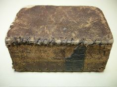 ....mended book...