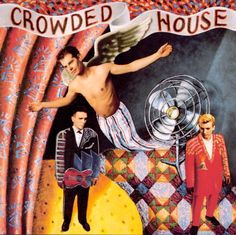 """Hoy suena en @SpotifyARG """"Don't Dream It's Over"""" de Crowded House"""