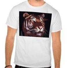 Tiger Art - Wild Cats T Shirt, Hoodie Sweatshirt