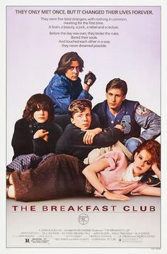 The Breakfast Club - Mini Print
