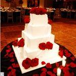 Real Weddings - Red