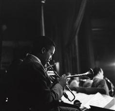 Quincy Jones. Músico, 1956