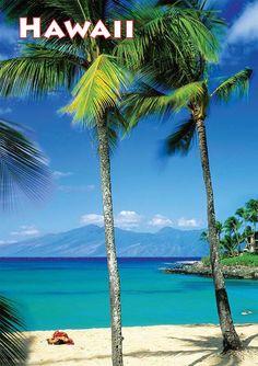 Hawaii - Travel Series