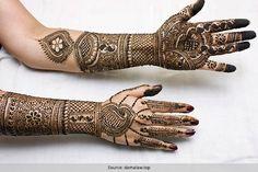Inidan Mehndi Designs for Women