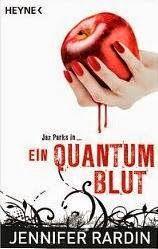 Lesemappe: [Rezension] Ein Quantum Blut