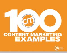 100 content marketing examples by Content Marketing Institute via Slideshare App Marketing, Social Media Digital Marketing, Content Marketing Strategy, Marketing Tools, Marketing And Advertising, Marketing Ideas, Internet Marketing, Lille France, Innovation