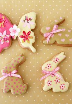 Bunny Cookies: