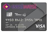 EastWest platinum Visa Card is a reward program card that makes spending becomes more easy and rewarding especially when you get most value for Credit Card Application, Visa Card, How To Apply, Face, Cards, Faces, Maps, Playing Cards, Facial