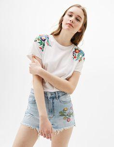 Novedades en moda de mujer - Primavera Verano 2017 | Bershka