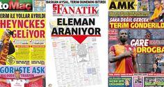(Foto Galeri) Sporun manşetleri (25 Eylül), galatasaray haberleri, fatih terim, futbol