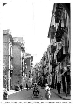 1955. Calle Quart