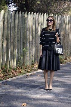 ★☆☆★ anna spring fall. Chic. Street style. Diario de Estilo
