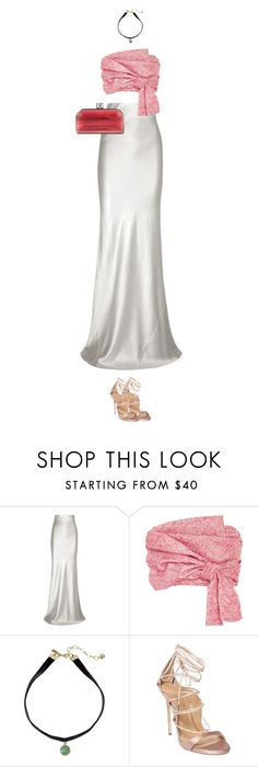 """""""5.231"""" by katrina-yeow ❤ liked on Polyvore featuring Galvan, Adeam, Vanessa Mooney, Dsquared2 and Judith Leiber"""