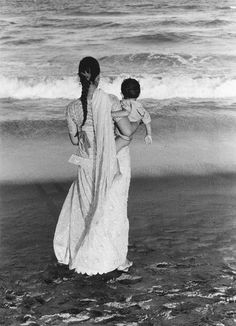 Edouard Boubat, Inde, Madras, 1971
