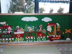 Tren navidad Gingerbread, Xmas, Halloween, Holiday Decor, Winter, Crafts, Home Decor, Scrappy Quilts, Ornaments