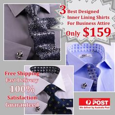 New Arrival 3 Top Designed Check Shirts Package With Ego Designed Inne Business Shirts, Business Dresses, Formal Shirts For Men, Casual Shirts, White Collar Dress Shirt, Shirt Packaging, Formal Dresses Online, Cutaway Collar