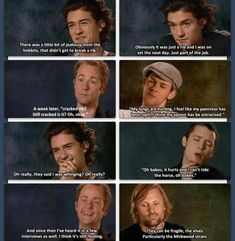 I love Viggo's comment.