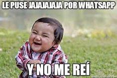 A Evil Toddler meme. Caption your own images or memes with our Meme Generator. Florida Gator Memes, Toddler Meme, Mega Sena, Funny Quotes, Funny Memes, Motivational Memes, That's Hilarious, It's Funny, Videos Funny
