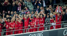 Liverpool FC wins Carling Cup 2012