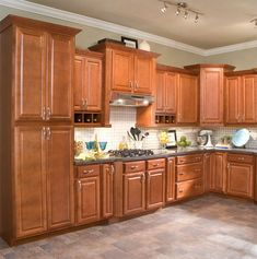 kitchen cabinets birch madison style picture