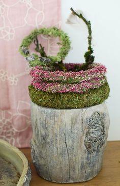 Pastellig Natürliche Frühlingsdeko   ECLECTIC HAMILTON