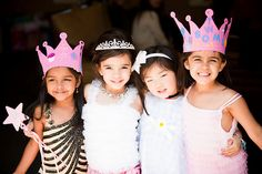What an AMAZING princess party! Found via http://www.karaspartyideas.com/2012/01/princess-5th-birthday-party.html