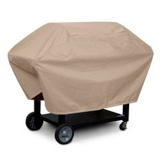 KoverRoos Weathermax Large Barbecue Cover Color: Toast