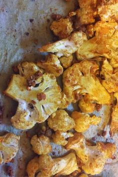 healthy and delicious cauliflower recipe with turmeric | find more healthy, allergy-friendly recipes on accidentallycrunchy.com