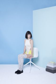 Merel Korteweg's Fashion Identity for HAY | Trendland: Design Blog & Trend Magazine