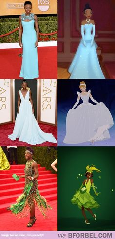Lupita Nyong'o Is A Real Life Disney Princess…