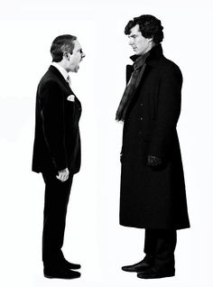 #BenedictCumberbatch #MartinFreeman This Is Adorable ❤