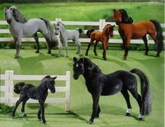 Grand Champions Mares and Foals Childhood Memories 90s, Childhood Toys, Barbie Horse, Tinker Toys, Breyer Horses, 90s Kids, Baby Grows, The Good Old Days, Back In The Day