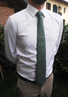 Hermès vintage tie by Obsessionary on Etsy