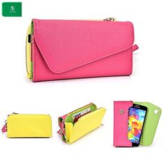 Gigabyte GSmart Classic Pro Exclusive Wristlet wallet with cellphone holder to Keep Organized W/O the Bulk