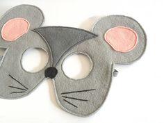 Children Mouse Mask