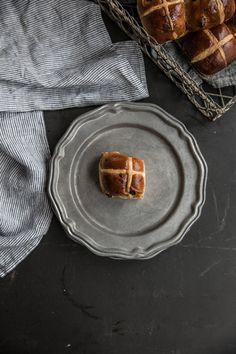 Hot Cross Bun And Nutmeg Tray Bake