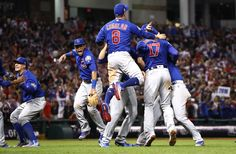 Cubs defeat Indians in Game 7 to win first World Series since 1908