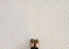 Octavius - Octagonal Line Pattern Flooring, leading Vinyl Flooring designed and manufactured by Atrafloor. Bring any design to life as Flooring. Floor Design, Tile Design, Pattern Design, Floor Patterns, Line Patterns, Floor Rugs, Tile Floor, Patterned Vinyl, Style Tile