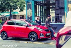 The Peugeot 108 Hatchback #carleasing deal | One of the many cars and vans available to lease from www.carlease.uk.com