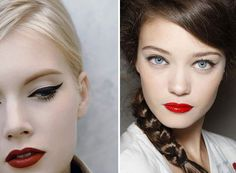 Yes! to this bride look  The Retro Bride Look with Candice {Playplay Creations}