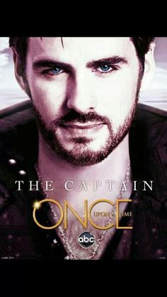 Colin O'Donoghue as Capt. Hook on Once Upon a Time
