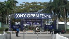 Welcome to the Miami Open. March 18-31