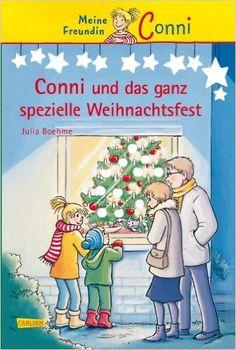 Conni-Erzählbände, Band 10: Conni und das ganz spezielle Weihnachtsfest: Amazon.de: Julia Boehme: Bücher