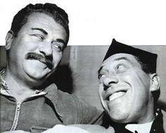 """Gino Cervi & Fernandel  """"Don Camillo e Peppone"""""""