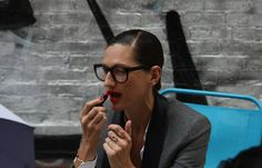 The Chatroom: Jenna Lyons | Man Repeller - so wonderful in every way.