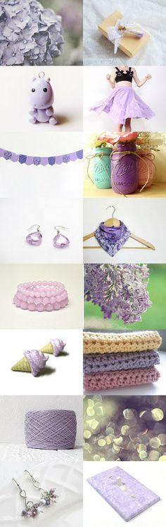Purple holiday weekend! by Anne Hermine on Etsy--Pinned with TreasuryPin.com #annehermine