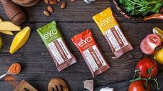 Cricket protein bars could help save the planet