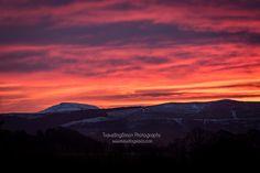 Macclesfield Forest and Shutlingsloe at Sunrise Pictures Of The Week, Sunsets, Sunrise, Wall Art, Travel, Image, Voyage, Sunrises, Viajes
