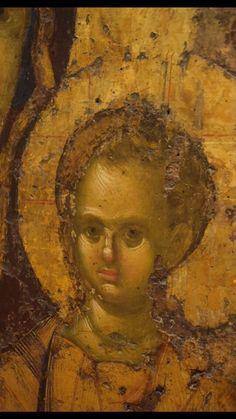 Лик Христа Byzantine Icons, Byzantine Art, Best Icons, Orthodox Icons, Sacred Art, Virgin Mary, Ancient Art, Fresco, Photo Wall
