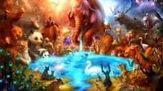 mystical zoo